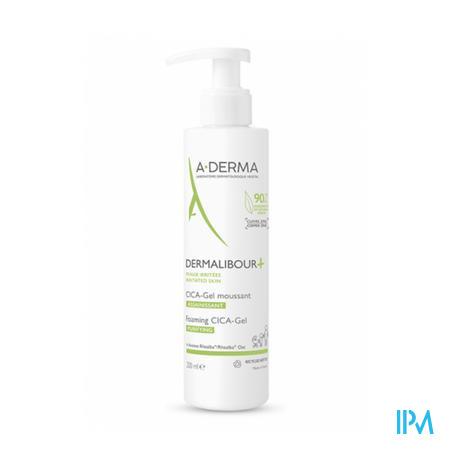 Aderma Dermalibour+ Cicagel Schuimend 200ml