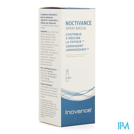 Inovance Noctivance Spray Fl 20ml