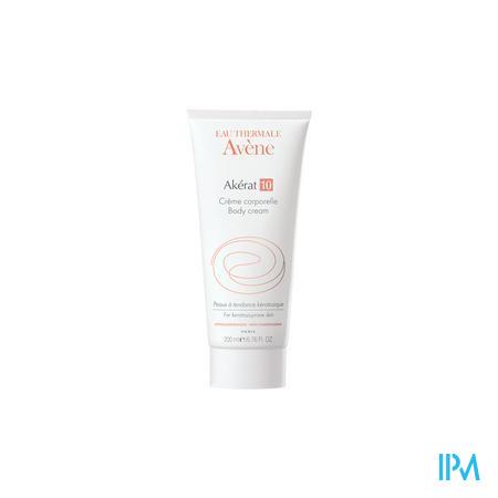 Avène Akérat 10 (Crème Corporelle) 200 ml
