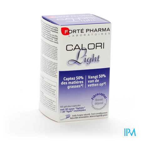 Forté Pharma Calorilight 60 capsules