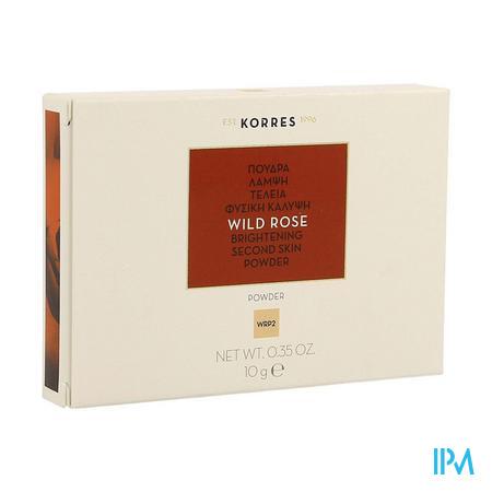 Korres Km Wild Rose Powder Wrp2 12g