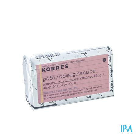 Korres Savon Pomegranate 125 g