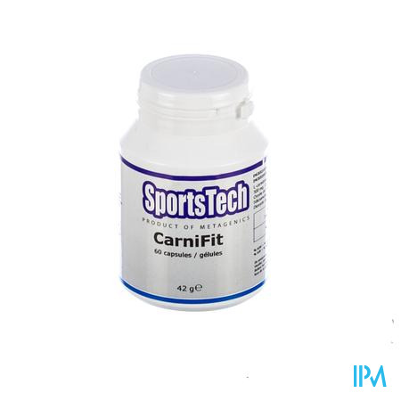 Sportstech Carnifit 60 capsules