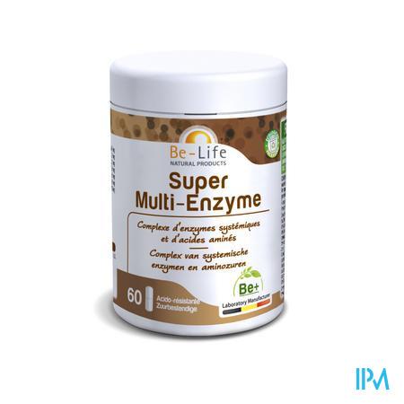 Super Multi-enzymes Be Life Nf Pot Gel 60