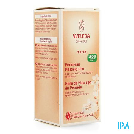 Weleda Massageolie Perineum 50ml