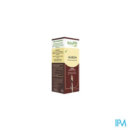 Herbalgem Allargem Complex 50 ml