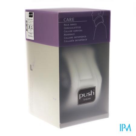 Push Care Nekbrace H8 27-36Cm T1 1 stuk