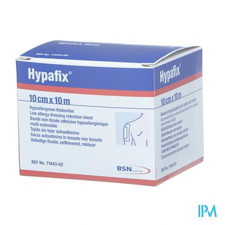 Hypafix 10,0cmx10,0m 1 7144302