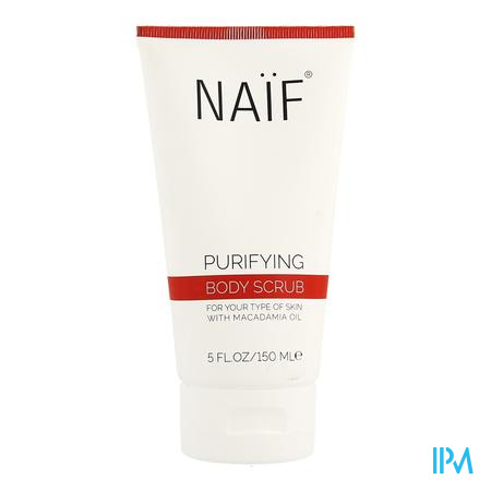 Naif Grown Ups Zuiverende Body Scrub