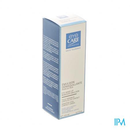 Eye Care Emulsion Demaquillant Yeux Sensibles 125 ml