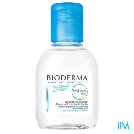 Bioderma Hydrabio H2o Micellaire Oplossing 100ml