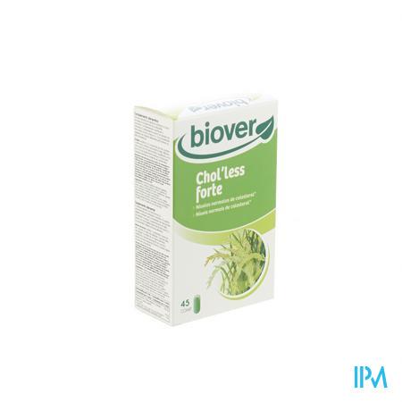 Biover Chol'Less Forte 45 comprimés