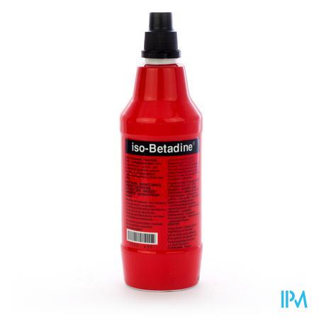 Iso Betadine Savon Liquide 500 ml