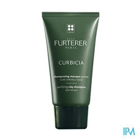 Furterer Curbicia Shampoo Masker Tube 100ml