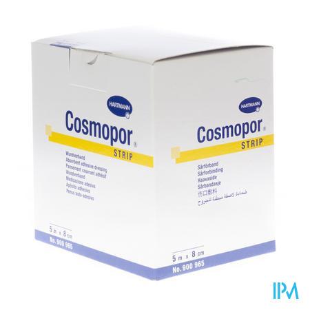 Hartmann Cosmopor Strip 8cmx5m