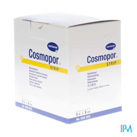 Cosmopor Strip Pflaster          8cmx5m