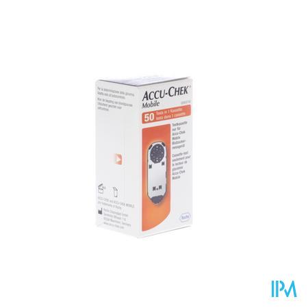Accu-Chek Mobile Cassette - Test 50 unidosis