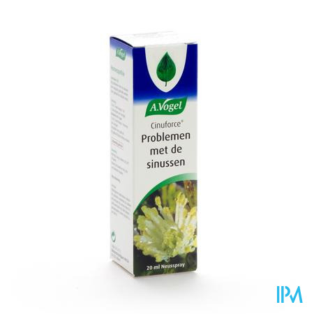 Farmawebshop - VOGEL CINUFORCE NEUSSPRAY 20ML
