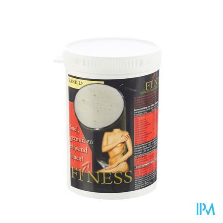 Finess Pdr Vanille 400g