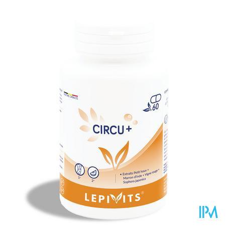 Lepivits Circu Plus Caps 60
