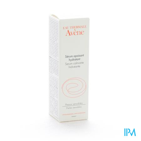 Farmawebshop - AVENE SERUM VERZACHTEND HYDRATEREND 30ML