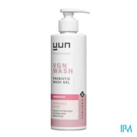 Yun Vgn Prebiotic Intieme Wasgel Z/parfum 150ml