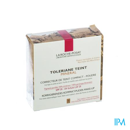 La Roche Posay Toleriane Teint Mineral Doré 15 9 g