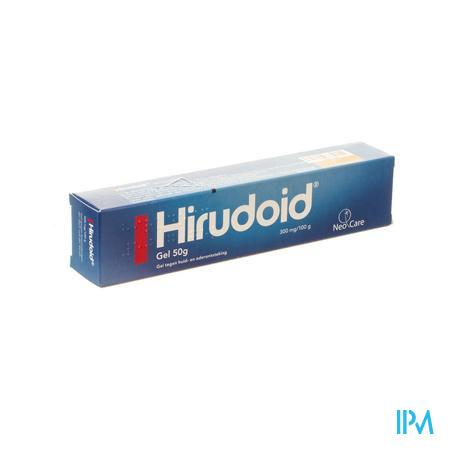 Hirudoid 300 mg/100 gr Gel 50 gr  -  EG