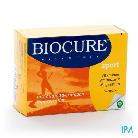 Biocure Sport 60 capsules