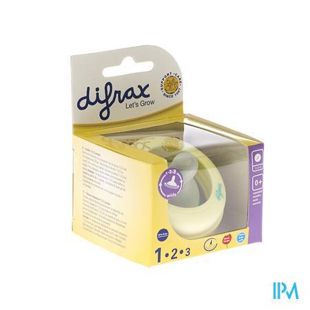 Difrax Anneau 1-2-3 Large 1 pièce
