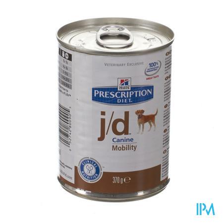 Hills Prescription diet Canine Jd 370 gr 8009u