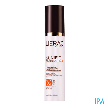 Lierac Sunific Creme Invisible Ip50 50 ml