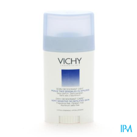 Vichy Deo React. H Z/alu Zout Stick 24u 40ml