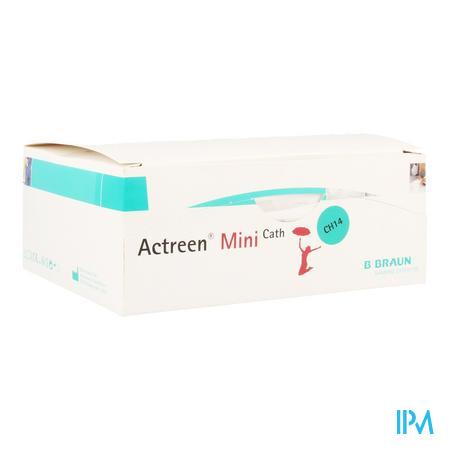 Actreen Lite Mini Sonde Prelubrif. Ch14 30 228014j