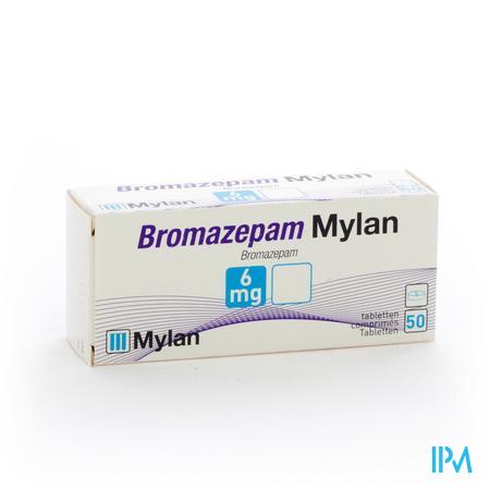 Bromazepam avec ou sans ordonnance