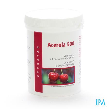 Acerola 500 70 tabletten