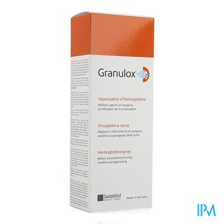 Granulox Chronische Wonden Spray 12ml