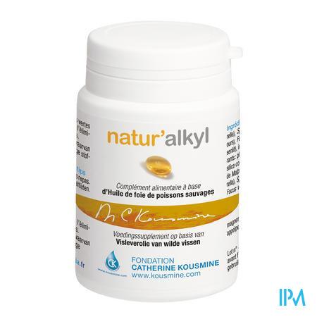 Natur Alkyl Pot Caps 90