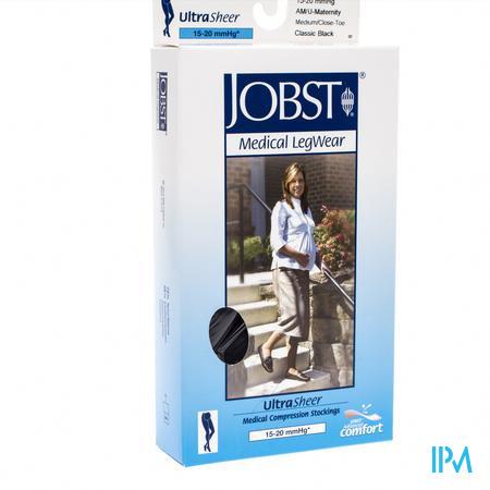 Jobst Ultrasheer Comfort C1 Panty Maternité Classic Black M 1 pair