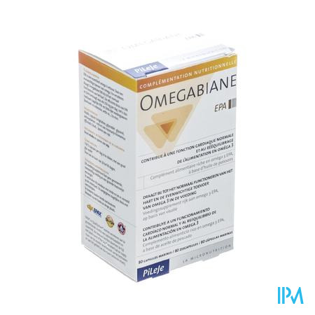 Omegabiane Epa Capsule 80