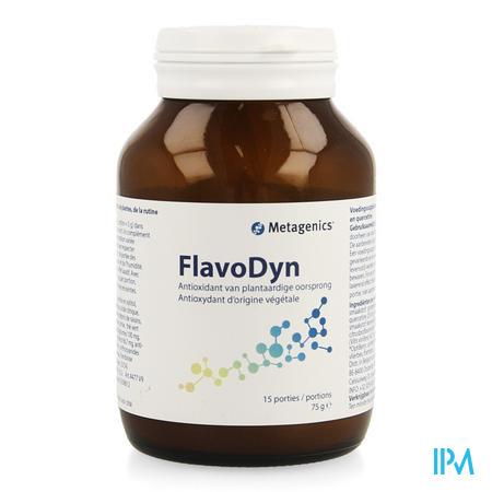 Flavodyn Poudre Pot 75 gr 4477 Metagenics