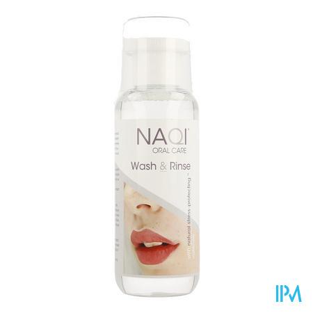 NAQI Oral Care Gel Wash & Rinse 250ml