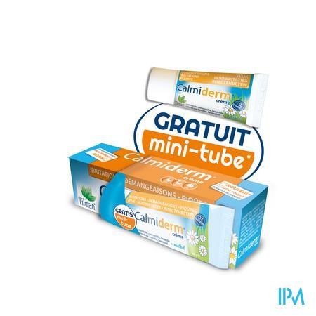 Calmiderm + Mini Tube Gratuit 40 + 15 g crème