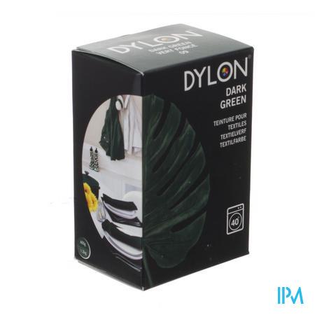 Dylon Kleurstof 09 Dark Green 200 g
