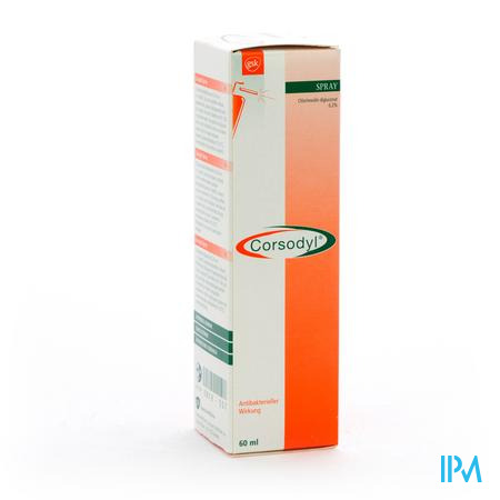Corsodyl 2mg/ml Spray