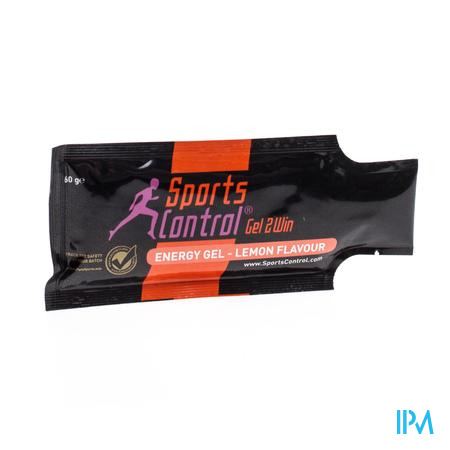 Sportscontrol 2Win Boost Gel 60 g