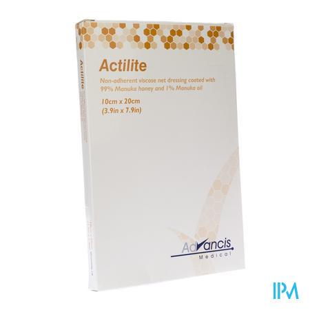 Actilite Verband Activon A/bact. N/adh 10x20cm 10