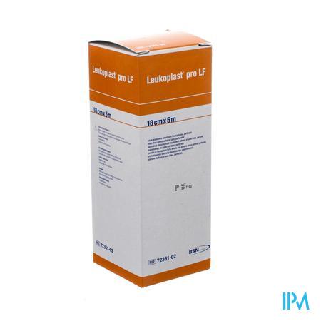 Leukoplast Pro Lf Perf. 18Cmx5M Rouleau 1 pièce