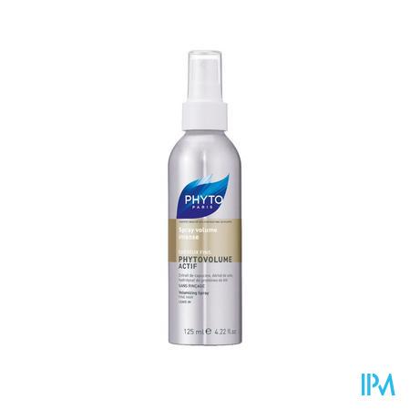 Afbeelding Phyto Phytovolume Actif Spray voor Intens Volume voor Fijn Haar 125 ml.