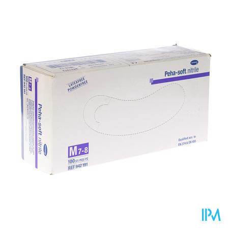 Peha-soft Nitrile M 100 P/s
